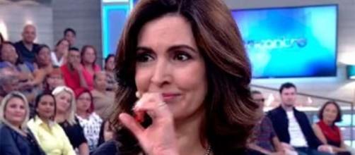 Fátima Bernardes continua surpreendendo