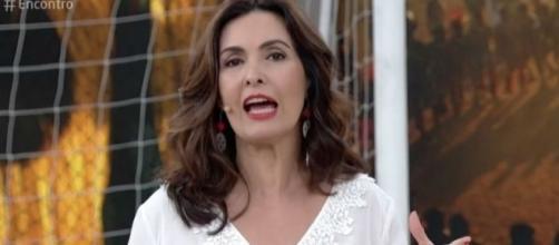 Fátima Bernardes também comentou o assunto