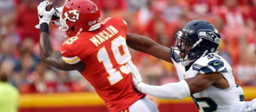 Jeremy Maclin signs with Baltimore Ravens - YouTube cap