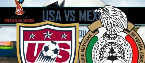 Mexico vs USA por el partido correspondiente a las eliminatorias de Rusia 2018