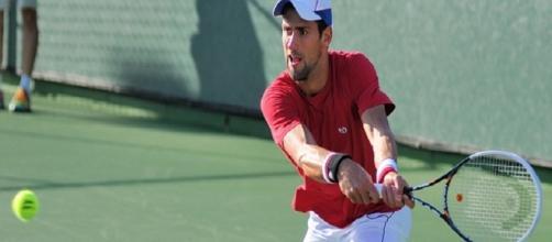 Novak Djokovic back in 2012/ Photo: Christian Mesiano via Flickr CC BY-SA 2.0