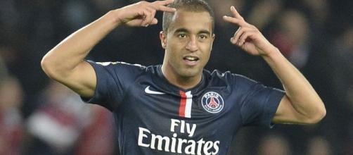 PSG's Lucas Moura has all the skills - Mirror Online - mirror.co.uk