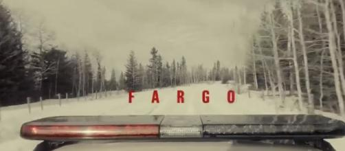 "The opening of ""Fargo"" on FX as screen grabbed from YouTube/Trailers Promos Teasers."