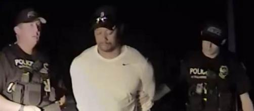 Tiger Woods DUI Arrest: New Dashcam Video Shows Cops Questioning ... Jupiter PD Police Cam