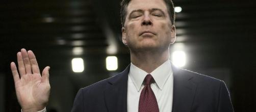 Trump calls ex-FBI director James Comey a 'leaker' after testimony ... - hindustantimes.com