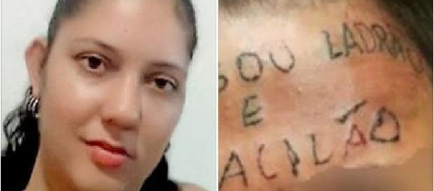 A dona de casa Fabiane Maria de Jesus, de 33 anos, morta após espancamento em 2014 e o menor com, problemas mentais, torturado por tatuador