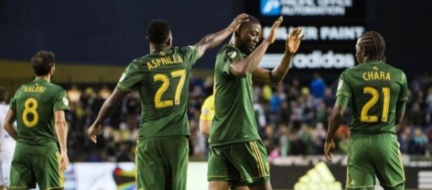 Adi double lifts Timbers over FC Dallas | MLS - mlssoccer