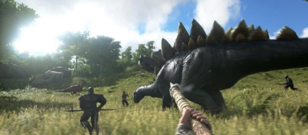 ARK: Survival Evolved Preview | by BagoGames via Flickr