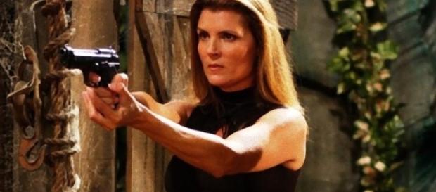 Beuatiful: torna Sheila Carter che vuole uccidere Quinn.
