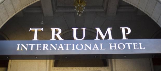 DC restaurant owners sue over Trump hotel   WTOP - wtop.com
