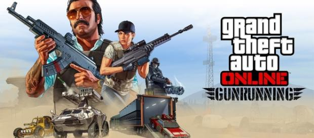 """""""Gunrunning"""" update is coming to """"GTA 5"""" on Tuesday, June 13 (via YouTube/Rockstar Games)"""
