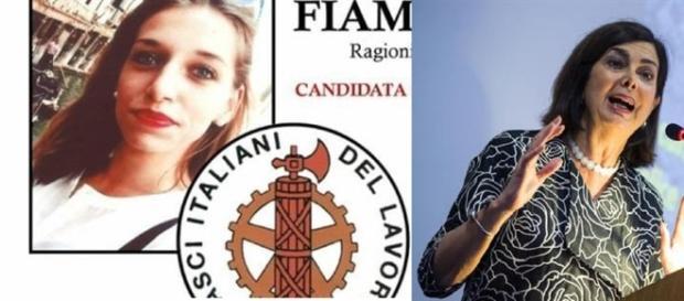 Laura Boldrini è intervenuta sul caso della lista fascista ammessa alle elezioni comunali