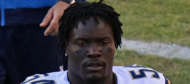 Melvin Ingram signed a 4-year, $66M deal with Chargers -- Jeffrey Beall via Own work