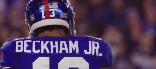 Odell Beckham Jr. returning for minicamp after skipping New York Giants OTAs - YouTube screen cap