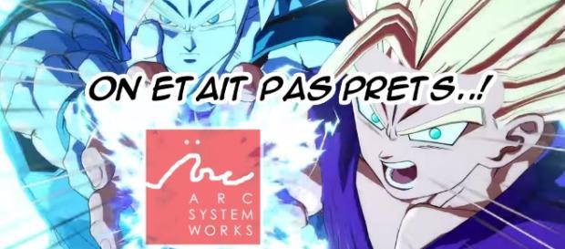 On était pas prêt pour Dragon Ball FigterZ par Arc System Works !