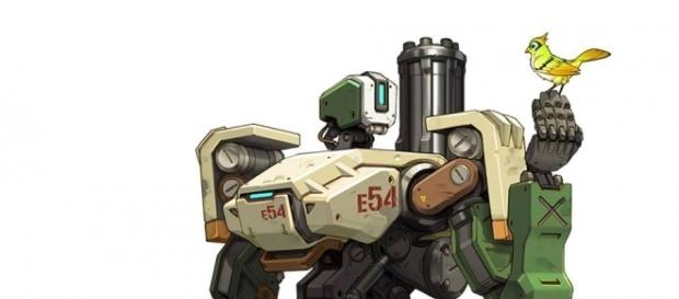 Photo by Overwatch Wiki (http://overwatch.gamepedia.com/Bastion)