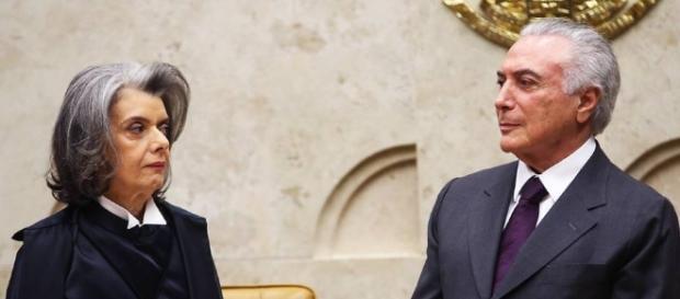 Presidente do STF, ministra Cármen Lúcia, considera que tema sobre 'espionagem' se esgotou
