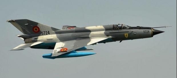 Un nou avion de tip Mig 21 Lancer s-a prăbușit în apropiere de aeroportul Mihail Kogălniceanu - Foto: Wikipedia