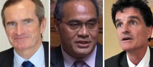 Voici les quatre députés qui ont été élus dès le premier tour des législatives de 2017
