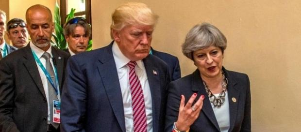 White House denies claims that Donald Trump's state visit to ... - thesun.co.uk