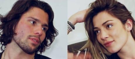 Gossip news su Luca e Soleil dopo Uomini e donne