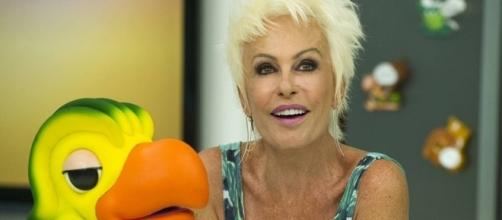 A apresentadora recebeu vários comentários em sua foto (Foto: Reprodução/Rede Globo)