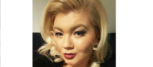 Amber Portwood Channels Marilyn Monroe in Post-Surgery Pic - Us Weekly - usmagazine.com