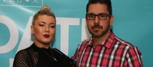 Amber Portwood: on again off again/ screencap from TheFame via Youtube