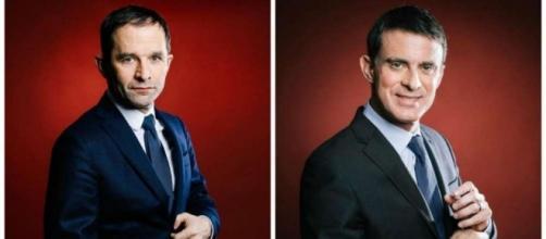 Benoît Hamon s'oppose à Manuel Valls