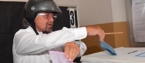 Beppe Grillo leader del Movimento 5 Stelle