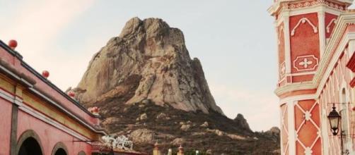 Peña de Bernal, un pueblo mágico de México