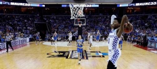 De'Aaron Fox works out for Lakers... - herosports.com