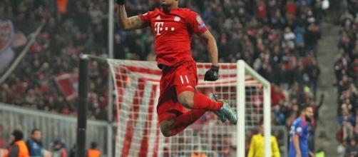Douglas Costa: principale obiettivo della Juve per il 4-2-3-1.