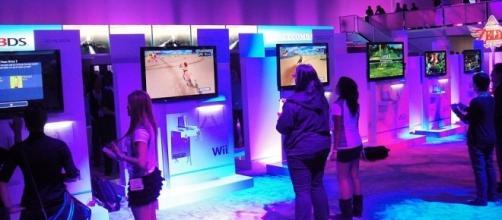 E3 2011 Nintendo booth demo area - The Conmunity/Pop Culture Geek via Wikimedia Commons