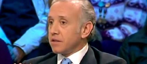 Eduardo Inda recibió duras críticas por parte de la pareja de Pablo Iglesias, Irene Montero