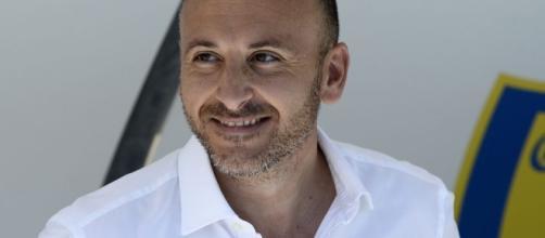 Il dirigente dell'Inter, Piero Ausilio