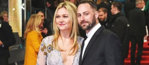 Julia Stiles expecting First Child/photo via elle.com