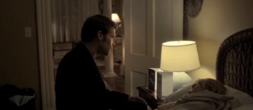 Klaus Caroline Vampire Diaries screencap Smallville Scenes via Youtube