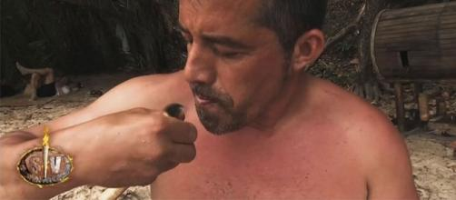 Leticia Sabater intenta seducir a un incómodo José Luis en ... - segnorasque.com