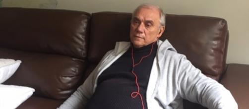 Marcelo Rezende abandonou a quimioterapia