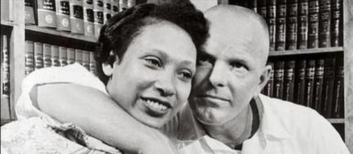 Mildred and Richard Loving in 1967 - Wikimedia Commons