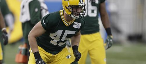 New home means a lot to Vince Biegel - packers.com