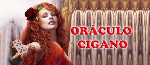 O oráculo cigano pode responder suas dúvidas (Reprodução/Web/Montagem Telma Myrbach)