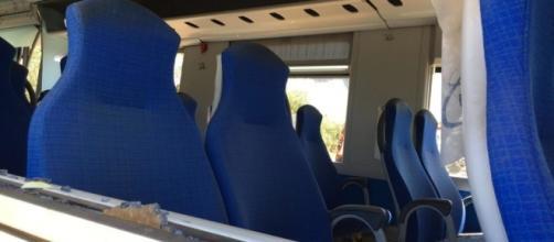 Scontro tra i treni vicino Lecce, nessuna vittima