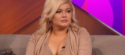 Teen Mom OG star Amber Portwood (MTV)