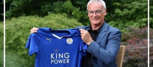 Ufficiale: Claudio Ranieri è il nuovo allenatore del Leicester ... - eurosport.com