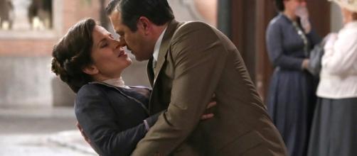 Una Vita, puntate 18-23 giugno: il bacio di Juliana e Leandro