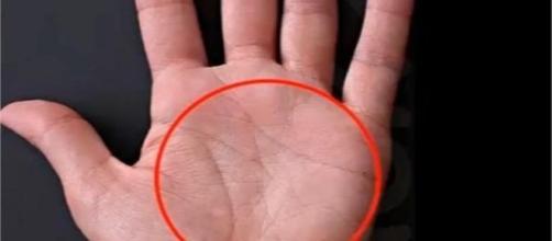 """Veja qual é o significado da letra """"M"""" nas palmas das mãos (Foto: Reprodução)"""