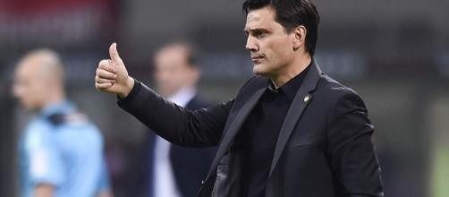 Vincenzo Montella si troverà alla guida di un Milan rivoluzionato: obiettivo minimo l'approdo in Champions League