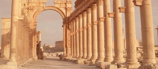 Visit to Palmyra ruins caused a Spaniard to suffer Trump's travel ban - Photo via Pixabay by andrelambo
